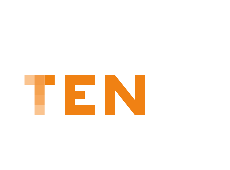 ten-im-Logo weiß orange